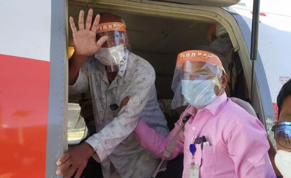 जुम्लामा असुरक्षित भएँ, अब काठमाडौं गएर अनसन जारी राख्छु : डा केसी