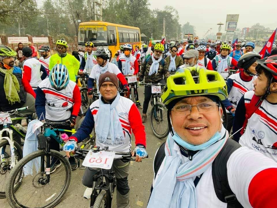 टुर दि ठाकुरद्वारा' को तेस्रो संस्करण नेपालगञ्जको बागेश्वरी मन्दिरबाट शुरु