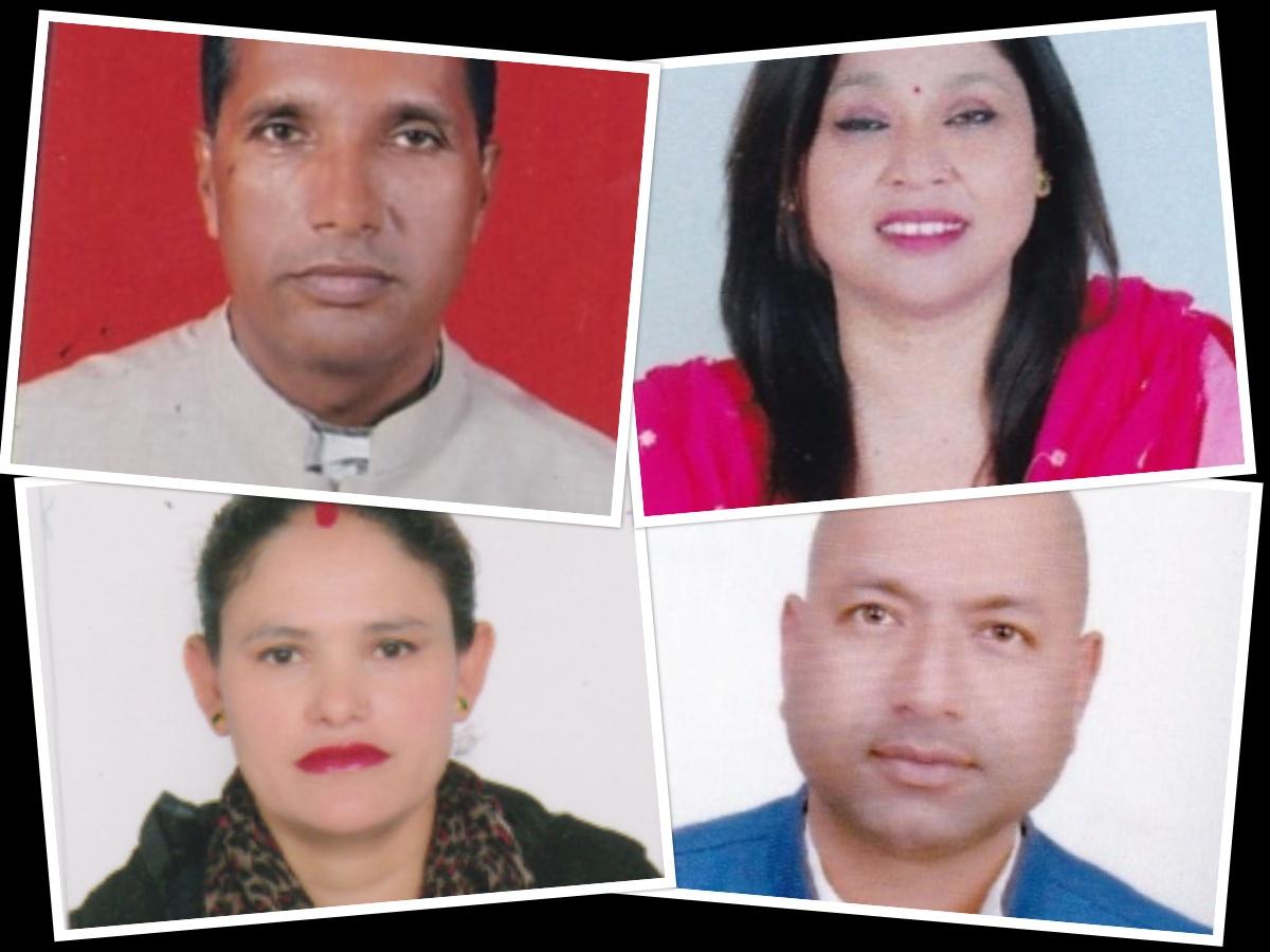 लुम्बिनी प्रदेशका नवनियुक्त ४ मन्त्रीले लिए पद तथा गोपनीयताको शपथ