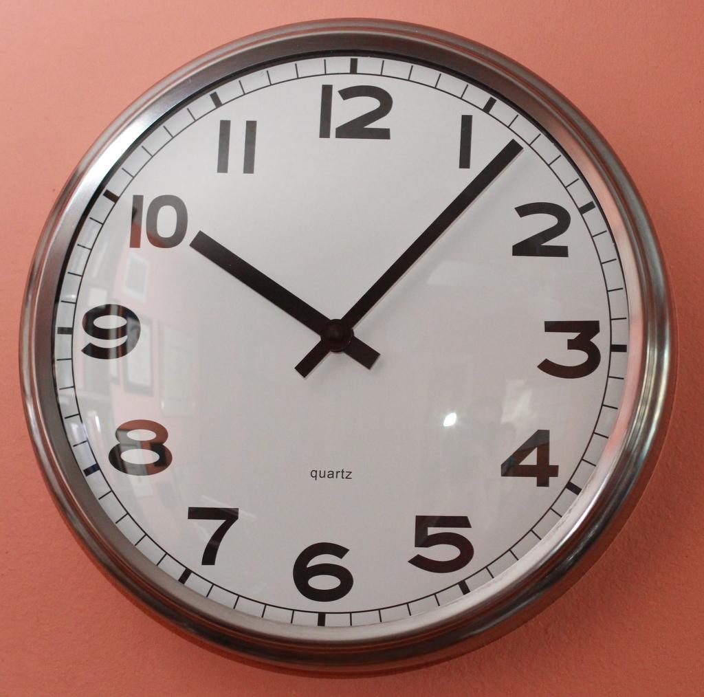 Craft project - Ikea clock. hacked - Margarete Miller