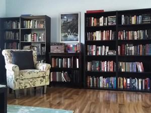 Image of my Bookshelves