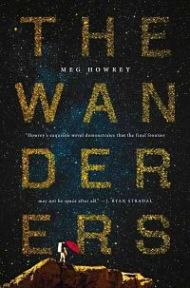 Book Cover of The Wanderers by Meg Howrey