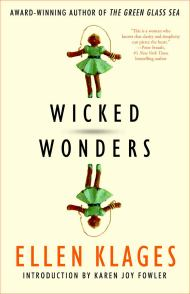 Book Cover of Wicked Wonders by Ellen Klages