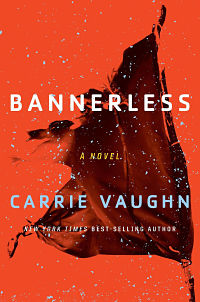 Book cover of Bannerless by Carrie Vaughn