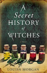 Book cover of A Secret History of Witches by Louisa Morgan