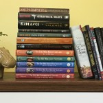 Stack of Catherynne M. Valente Books