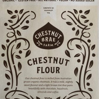 Chestnut Brae Flour Wrap 350gm - Copy