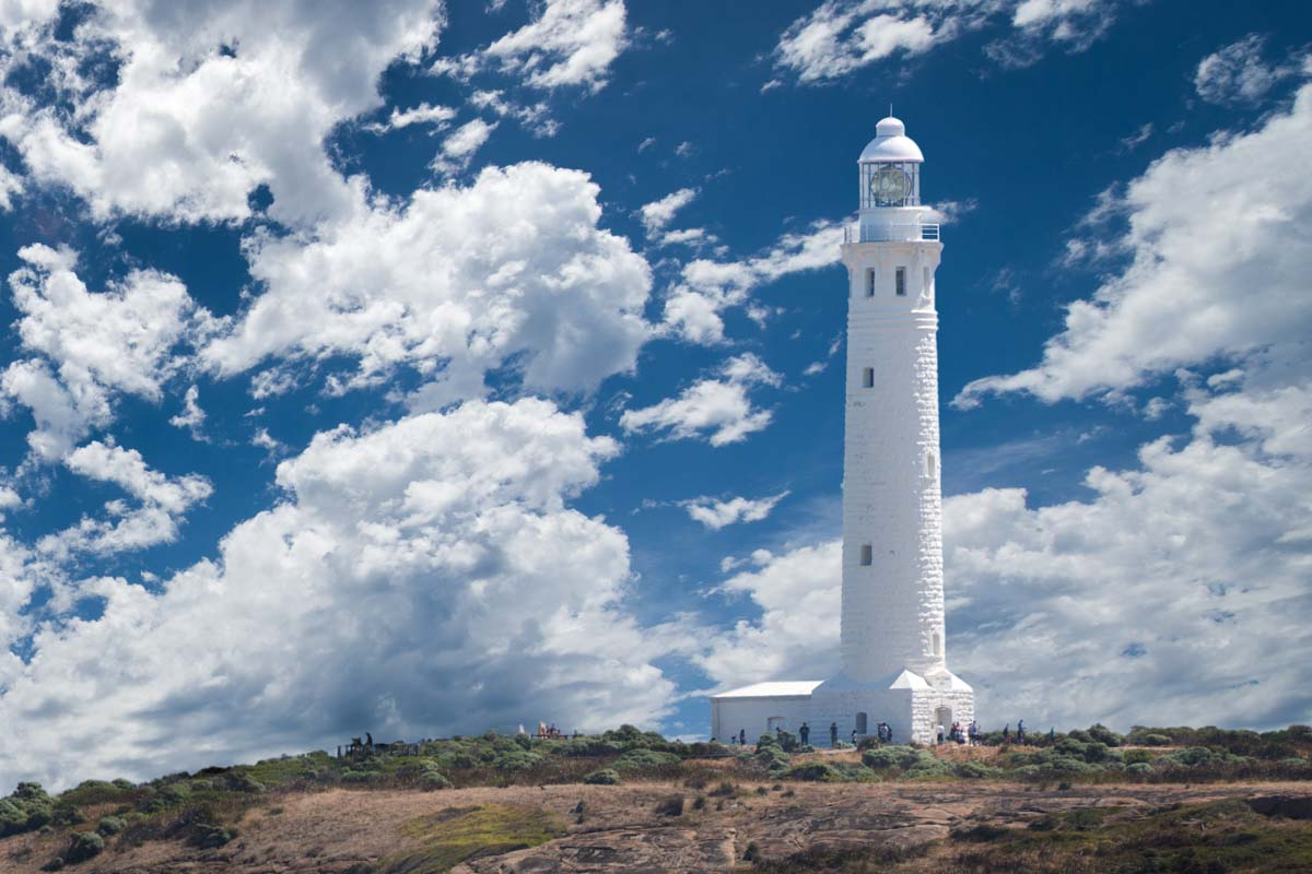 Augusta Cape Leeuwin Lighthouse. 5 southern towns in the Margaret River Region