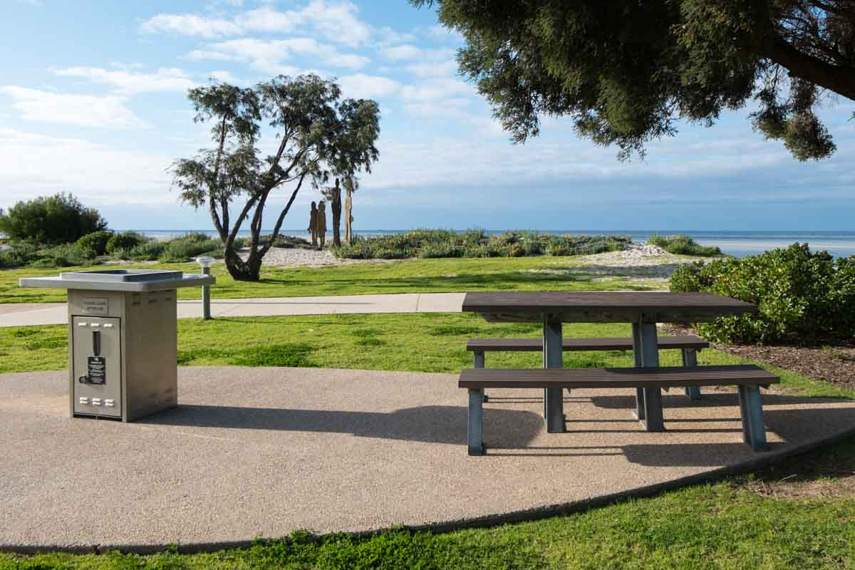 Centennial Park in Dunsborough. 5 northern towns in the Margaret River Region