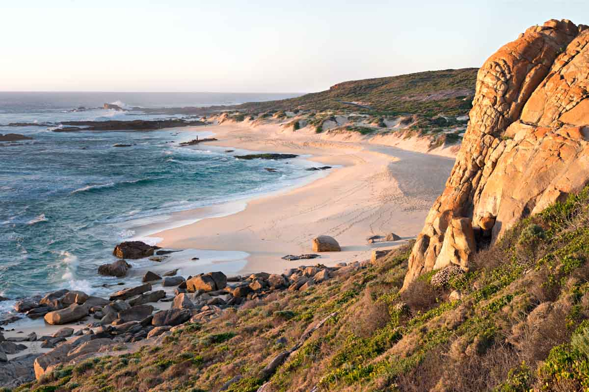 Moses Rock. 5 northern towns in the Margaret River Region