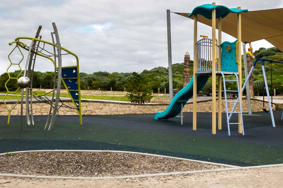 Prevelly has a pretty cool playground! 5 southern towns in the Margaret River Region
