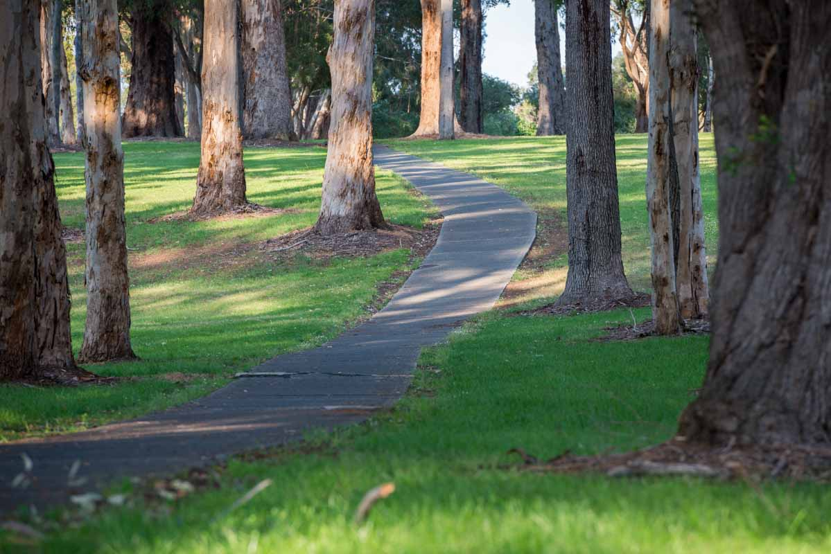 Prevelly Walk/Cycle track. 5 southern towns in the Margaret River Region