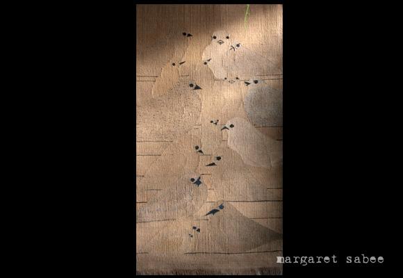 Twitteren van Margaret Sabee Weefkunst Den Haag