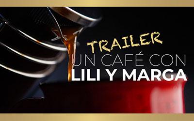 ☕️ Un café con 🏊🏻♀️Lili y 👩🏻🚀Marga (TRAILER)