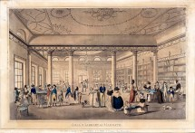 Bettisons Library Margate 1821 History