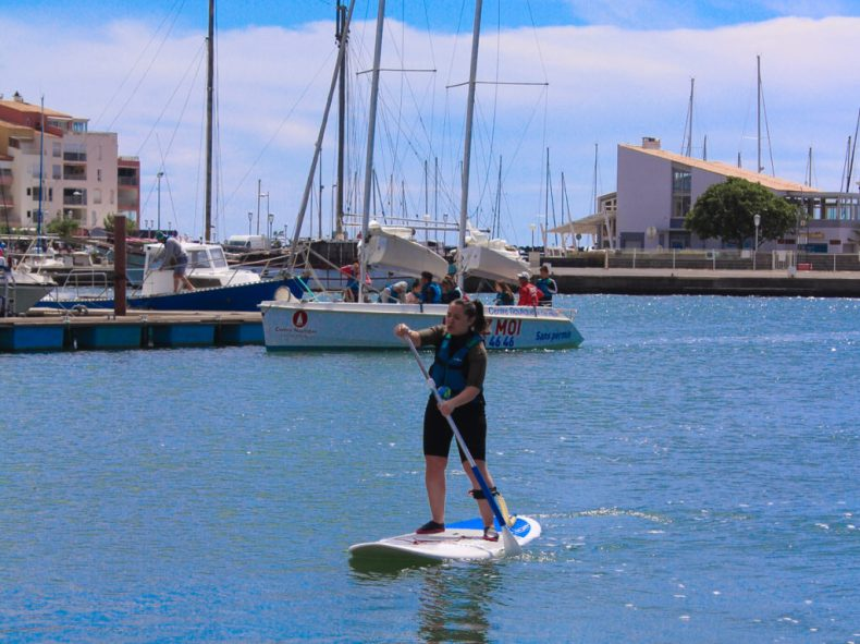 stand-up paddle 12