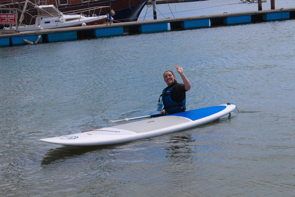 stand-up paddle 16