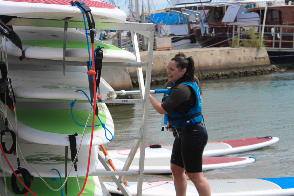 stand-up paddle 17