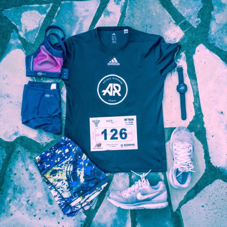 Racepack pour courir les 10 km de la NT'RUN 2018