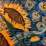 Van Gough's Sunflowers *