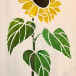 Sunflower Hot Mess Canvas