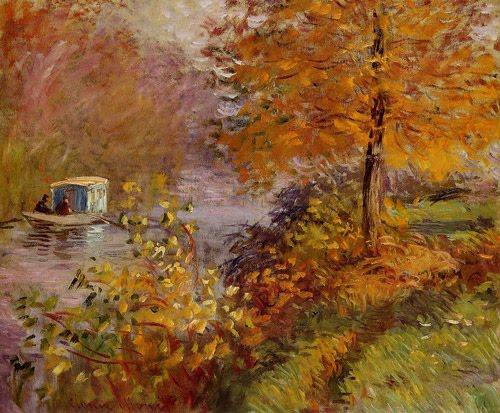 Monet Boat Studio 3