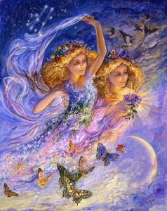 butterfly angels