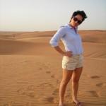Sand Dune pose