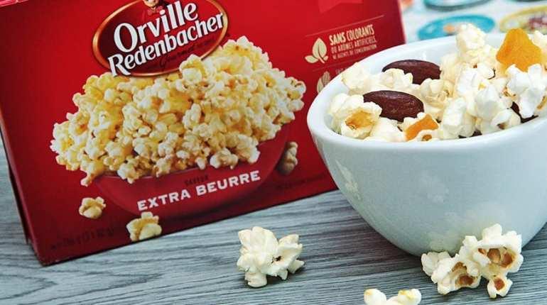 Popcorn sucré-salé