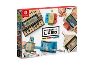 idees cadeaux pour papas Nintendo Labo