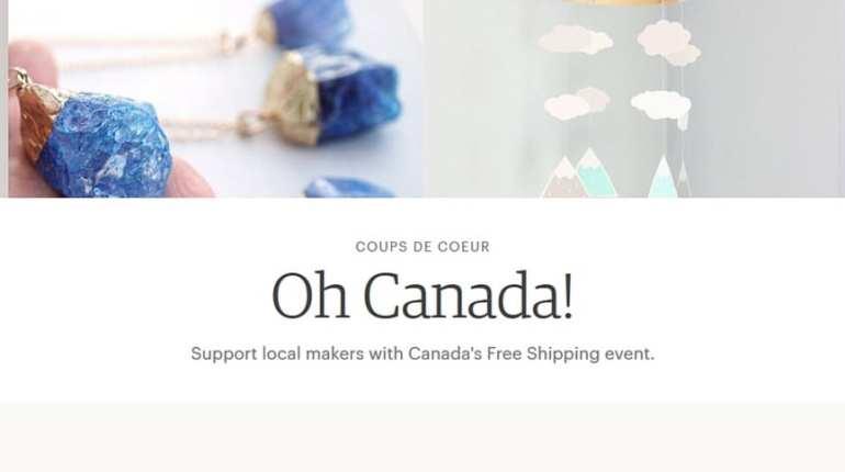 boutiques Etsy québécoises