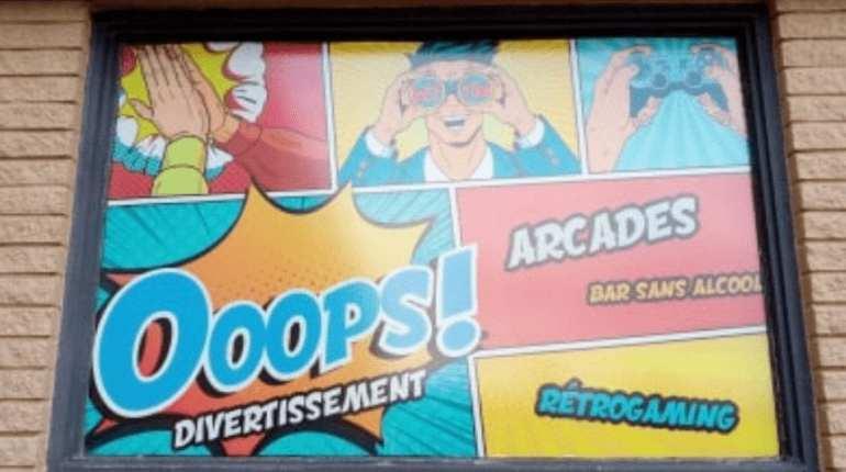Arcade Donnacona