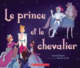 Le Prince et le Chevalier Couverture du livre