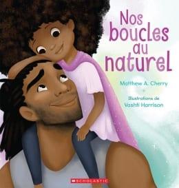 Nos Boucles Au Naturel Couverture du livre