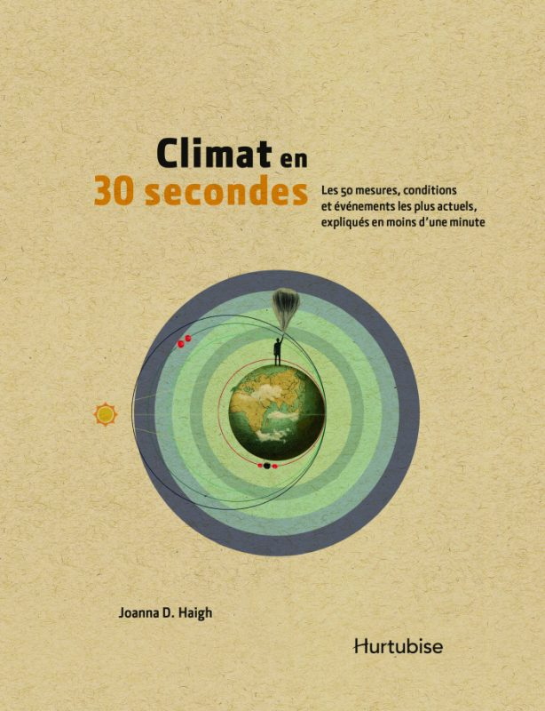 Climat en 30 secondes Couverture du livre