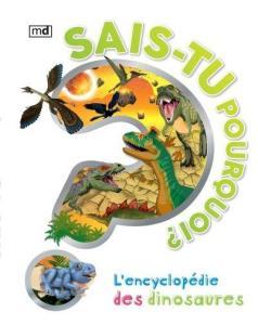 encyclopédie dinosaures
