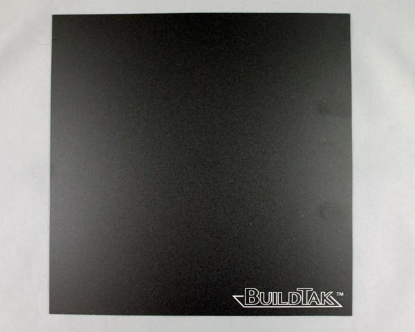 BuildTak print bed surface