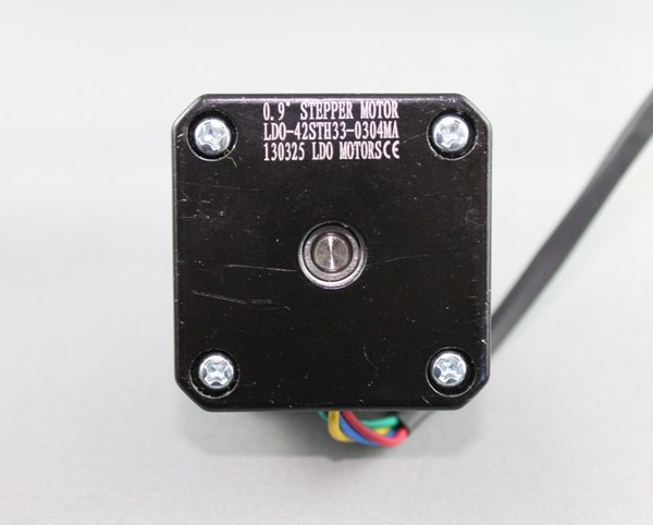 MOTO-0003 NEMA17 Stepper Motor bottom