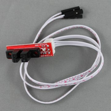 touchless optical limit switch endstop