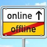 ortsschild v3 himmel online offline I