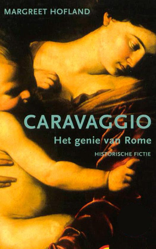 Caravaggio Bernini - Margreet Hofland