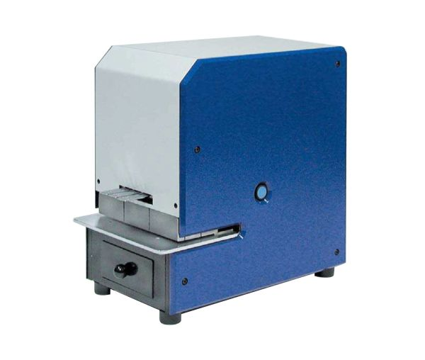 Electric Date Perforating Machine Office