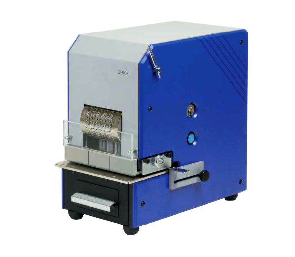 Electric Figure Perforating Machine Office