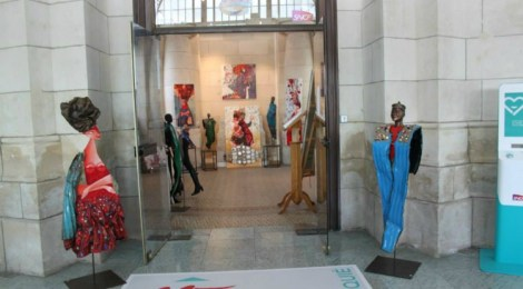 Exposition Madalina et Thierry Bamas