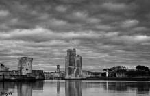 Vue sur le Vieux Port de La Rochelle