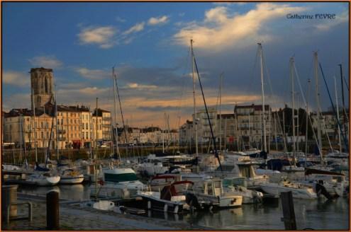 Catherine Fèvre, La Rochelle