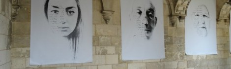 Houari Bouchenak, Kulturüge portraits et calligraphie