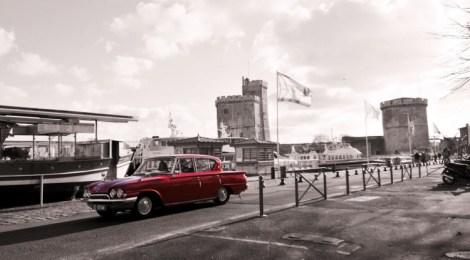 Jérôme Lemasson, Red car La Rochelle