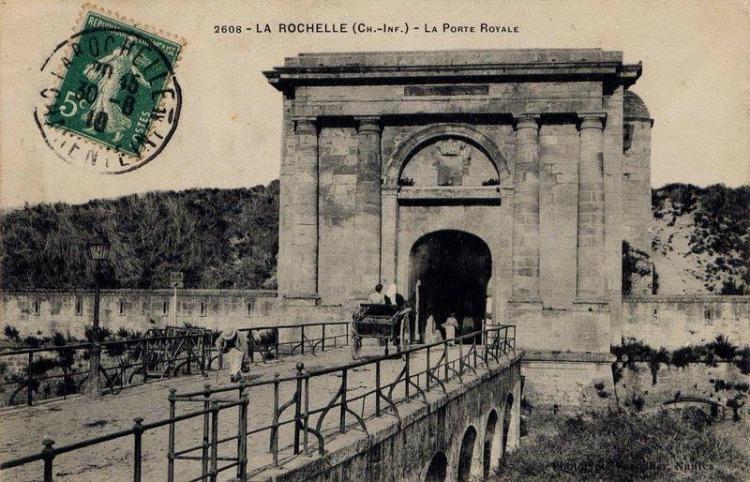 © Les amis de la Porte Royale