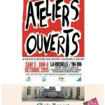 Chris Ropert Ateliers Ouverts 2015